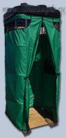 Летний душ зеленый