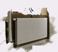 Стальные панельные радиаторы ртопления Kermi