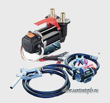 Насосы для дизельного топлива PIUSI CARRY 3000 в интернет-магазине сантехники santexteplo.ru