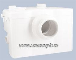 Фекальный насос с измельчителем STP 100 lux в интернет-магазине сантехники santexteplo.ru